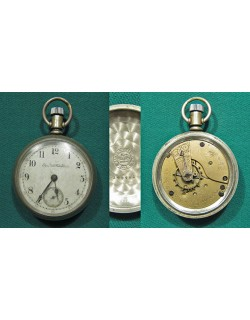 Elgin National Watch Co. Часы карманные (ant-30380)