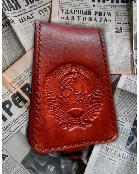 Ключница с гербом СССР, оптом и розницу